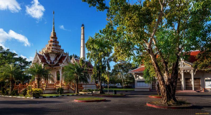 Сад и храм